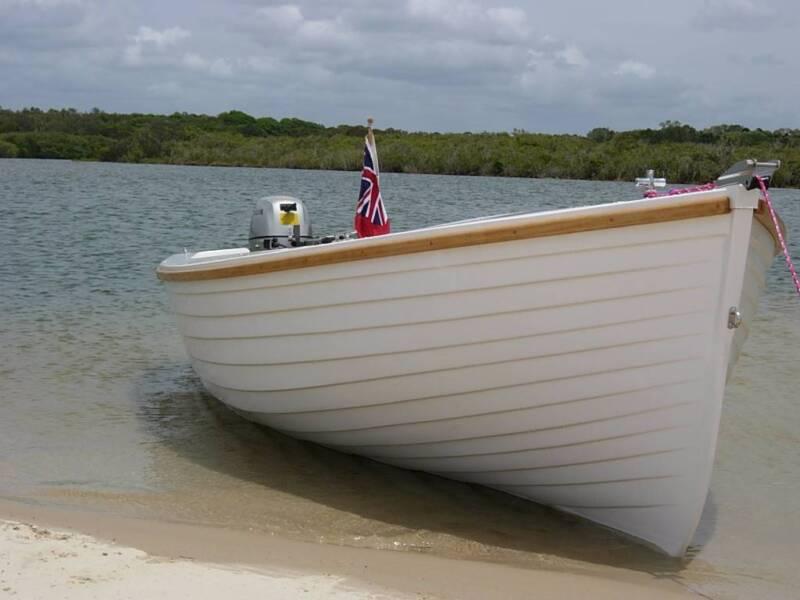 Fishing Boat  Traditional fibreglass clinker hulls  | Motorboats