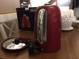 Breville Stainless Steel Jug Kettle, Candy Red