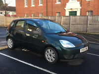 Ford Fiesta (2005) 1.6 AUTO Petrol Low Mileage 11 mth MOT New tyres