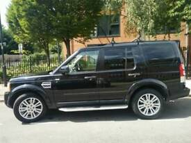 Land Rover Discovery 4 HSE 2009