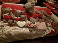 me to you bears / tatty teddy including limited editions