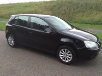 56 REG VW GOLF 1.9 TDI 105 MATCH DIESEL 1 OWNER WITH F/S/H CAMBELT REPLACED X 2 IN V/G CONDITION