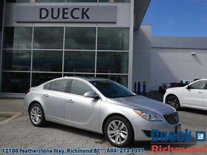 2016 Buick Regal Turbo Accident Free - Local