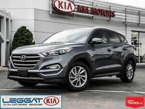 2016 Hyundai Tucson Prem - No Accident, AWD, Alloys, Blindspot D