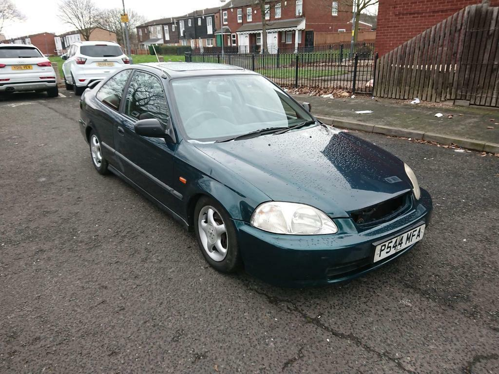 Honda civic ej6 not vti eg ek ef ep3   in Great Barr, West Midlands    Gumtree