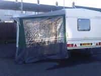 1994 Elldis xl 4 berth touring caravan ready to go comes with awning water bottle ect