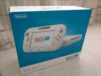 Wii U Basic Pack - Boxed - Excellent Condition​