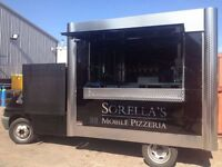 Mobile Catering Van