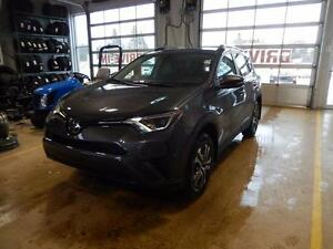 2017 Toyota RAV4 LE FWD LE Upgrade