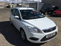 2010 Ford Focus 1.6 TDCi DPF Style 5dr Estate / Diesel / 3 Month RAC Warranty / HPI CLEAR