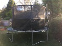 10ft Jumpking Trampoline