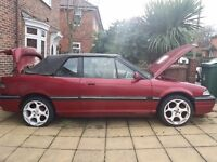 ROVER 214 CABARIOLET