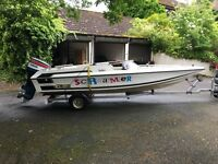 Speed boat - Plancraft Sabre 16ft (85HP Yamaha Engine) - READY TO GO!!!