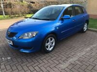2004 Mazda Mazda3 1.6 TS 5dr Automatic @07445775115 6 Months Warranty Included