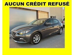 2015 Mazda MAZDA3 SPORT SPORT GX AUTOMATIQUE *BAS KILOMÉTRAGE*
