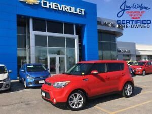2016 Kia Soul EX GDI AIR HEATED SEATS ALLOYS!!!