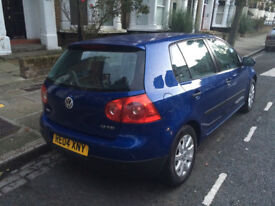 VW Golf 2004 1.6 FSI - good condition, full service history, two keys