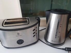 russel hobs kettle and toaster