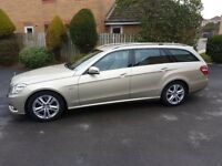Mercedes E250 Estate - 2010 Low mileage (57k) , excellent condition