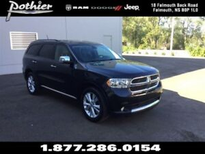 2013 Dodge Durango Crew AWD | LEATHER | SUNROOF | UCONNECT |