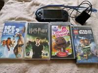 PSP+4games
