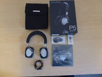 Bowers and Wilkins P5 Noise Isolating headphones