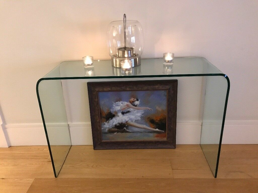 Ligne Roset Pont Console Table like new!! Perfect condition, retails ...