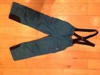 Dare2B child's ski pants salopettes age 9-10