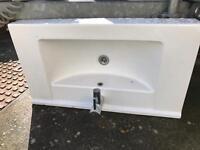 Bathroom Sink / Wash Hand Basin