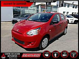 2014 Mitsubishi Mirage ES 3CYL. SUPER ECO