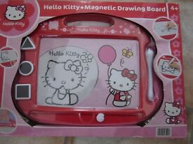 Hello Kitty Magnetic Drawing Board