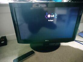 "LG 26"" HD tv PRICE REDUCTION 14/08/18"
