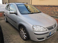 Vauxhall Corsa SXi 1.2 16v. Only 51,000 miles. Great wee car.