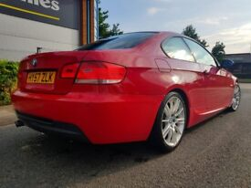 BMW E92 320d M Sport Coupe 6 Speed 2.0 Diesel