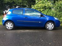 2010 Renault Clio 1.2 16V Extreme 3dr Hatchback (full service history and FULL 1 years MOT)