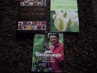 Brand new gardening books bundle RRP: £69.99