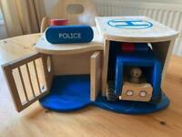 Ladybird Police Station