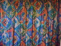 curtains for sale, fit window 320cm wide and 218cm long