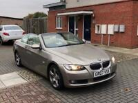 Bmw 325i 3.0 Convertible manual 6speed full loaded Px welcome Mercedes audi Bmw