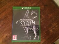 Skyrim Special Edition Xbox One [Mint Condition]