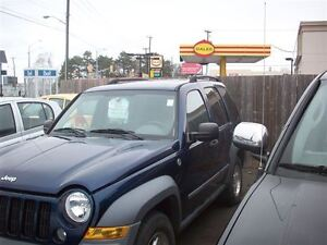 2005 Jeep Liberty Sport DIESEL RUN AND DRIVES AS-TRADED AS-IS