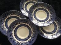 Blue Willow design