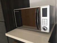 Microwave Russel Hobbs - Like new!