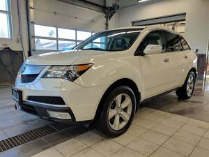 2010 Acura MDX AWD - Leather - Sunroof - No accidents!