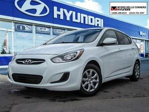 2014 Hyundai Accent GL Hatchback