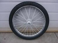 new 18x250 heavy jogging cart wheels