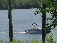 OFFERS FOR STRUTHERS LAKE CORNER LAKE LOT ON BARNEYS BAY