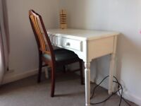Vintage table and chair • deal