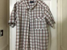 2 Mens Craghopper shirts 3 xl