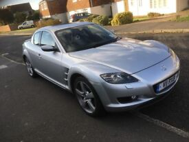 Mazda RX-8 Registered in 2004 Maidstone 44000 miles Excellent condition